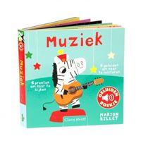 Afbeelding van Geluidenboekje Muziek